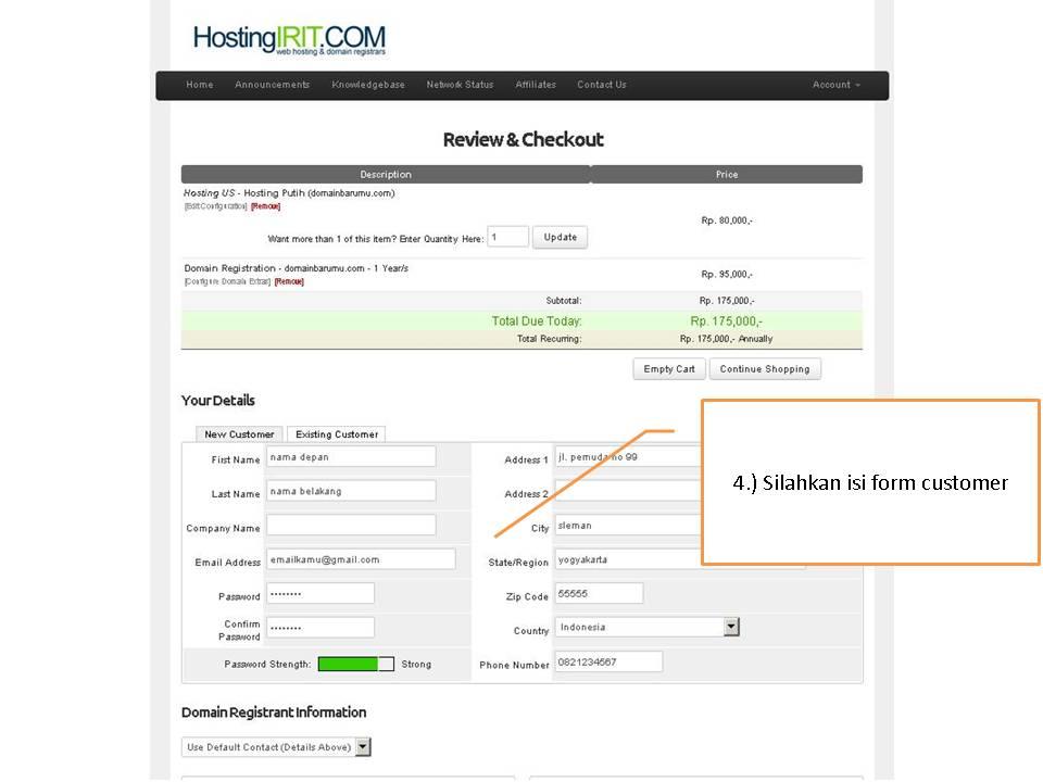 _Cara Order Domain dan Hosting di HostingIRIT dot COM (4)